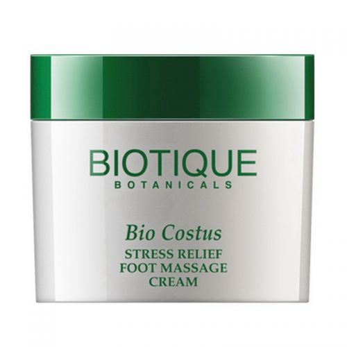 Массажный крем для ступней Био Костус Биотик (Bio Costus Cream Biotique) 50 г