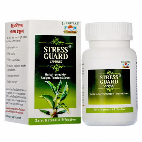 Стресс Гард Гудкер (Stress Guard Capsules Goodcare) 60 капсул / 500 мг