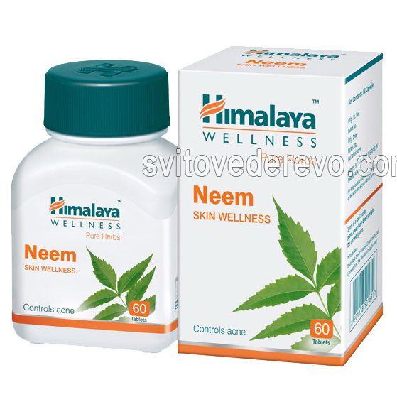 Бад himalaya neem skin care «чистит организм лучше адсорбентов.