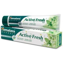Зубная паста Актив Фреш Хималая (Active Fresh Gel Himalaya) 100 г