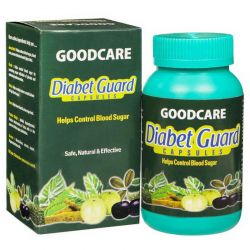 Даябет Гард Гудкер (Diabet Guard Capsules Goodcare) 120 капсул / 500 мг