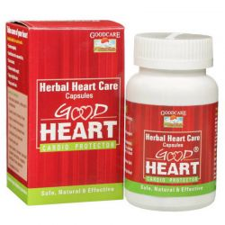 Гуд Харт Гудкер (Good Heart Goodcare) 60 капсул/ 500 мг