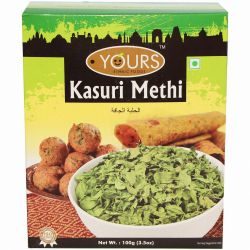 Пажитник листья Йорс (Kasuri Methi Yours) 100 г