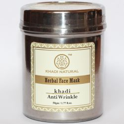 Маска для лица от морщин Кхади Нейчерал (Anti Wrinkle Face Pack Khadi Natural) 50 г 0