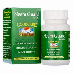 Ним Гард Гудкер (Neem Guard Capsules Goodcare) 60 капсул / 500 мг