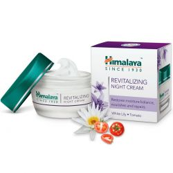 Восстанавливающий ночной крем Хималая (Revitalizing Night Cream Himalaya) 50 г