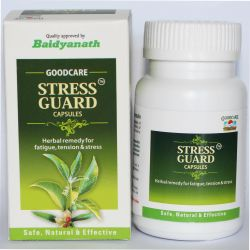 Стресс Гард Гудкер (Stress Guard Capsules Goodcare) 60 капсул / 500 мг 0